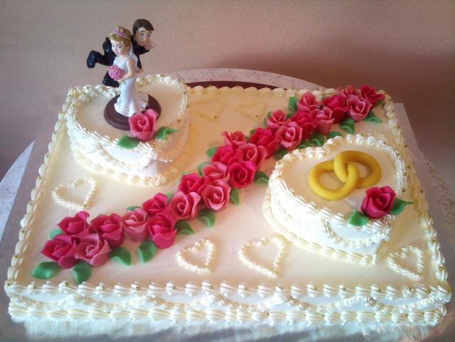 Hochzeits-Torten